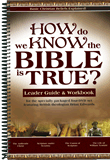 How Do We Know the Bible Is True? - Leader Guide & Workbook: 5-pack