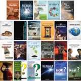 Creation Evangelism Sample Pack: 22 booklets