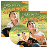 It All Begins with Genesis Pack: NIV & NAS