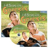 It All Begins with Genesis Pack: KJV