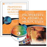 Properties of Atoms & Molecules Teacher and Student Pack