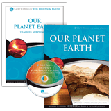 Our Planet Earth Teacher and Student Pack