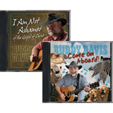 Buddy Davis Audio CD Combo