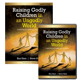 Raising Godly Children in an Ungodly World - Parenting Study Kit