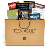 Teen-Adult Library Pack