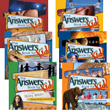 The Answers Book for Kids Volumes 1 - 6