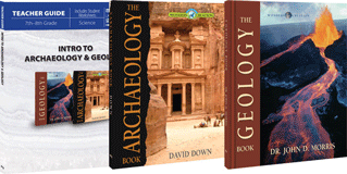 Intro to Archaeology & Geology