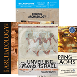 Biblical Archaeology Curriculum Pack