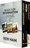 Ready for Reformation Set: Book Set