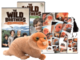 Newt the Pet Pack with DVDs: Small Cuscus