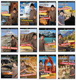 Awesome Science Volumes 1 - 12: DVD Pack