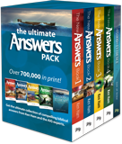 The Ultimate Answers Pack: Box Set