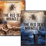 Patterns of Evidence: The Red Sea Miracle Combo: DVD Combo