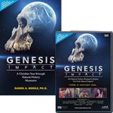 Genesis Impact DVD & Book Combo