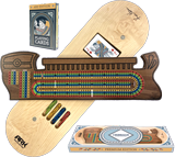 Cribbage Game: Ark Edition