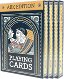 Playing Cards: Ark Edition: 4 Decks