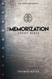 The Memorization Study Bible: Book