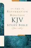 The Reformation Heritage KJV Study Bible: Hardcover