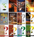 Witnessing Booklet Packs (Spanish): Sample Pack (12 booklets)