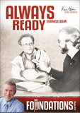 Ken Ham's Foundations: Always Ready: Video download