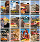 Awesome Science Volumes 1 - 12: Video download