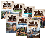 The Wild Brothers Adventures 1-7: Video Download