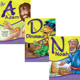 Ken Ham Rhyming DVD Set: Video Download