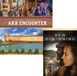 New Beginning and Journey Through the Ark Encounter: Download Bundle