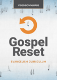 Gospel Reset Curriculum - 2-DVD Set: Download Bundle