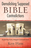 Demolishing Supposed Bible Contradictions: eBook