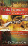 In the Beginning Was Information: eBook