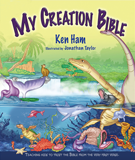 My Creation Bible: eBook