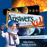 The Answers Book For Kids, Volume 5: eBook