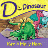 D is for Dinosaur: eBook