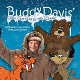 Buddy Davis' Cool Critters of the Ice Age: eBook