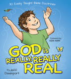 God Is Really Really Real: eBook
