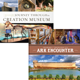 Journey through the Creation Museum and Ark Encounter: eBook