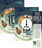 The 10 Minute Bible Journey: Combo