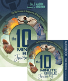 The 10 Minute Bible Journey Audiobook: eBook + MP3