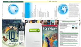 10 Minute Bible Curriculum Pack: Download Bundle