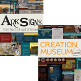 Ark and Creation Museum Signs: eBook