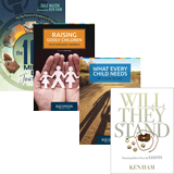 Will They Stand: Parenting Action Pack: Download Bundle