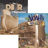 Noah's Ark Books For Kids Combo: eBook Bundle