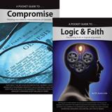 Compromise and Logic & Faith Pocket Guides: Download Bundle
