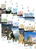 Vacation Destination Brochures PDF Pack