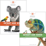 Extant Ark Kinds: Series 1: PDF