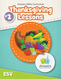 ABC Thanksgiving Lessons (ESV Lesson 2)