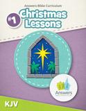 ABC Christmas Lessons (KJV Lesson Set 1)