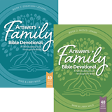 Answers Family Bible Devotional Books 1 and 2: Download Bundle