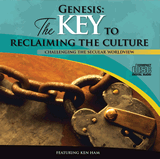 Genesis: The Key to Reclaiming the Culture: Audio download